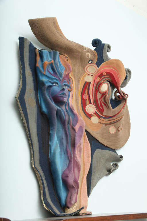 Tapestry Sculpture Tapestry Sculpture Image 3