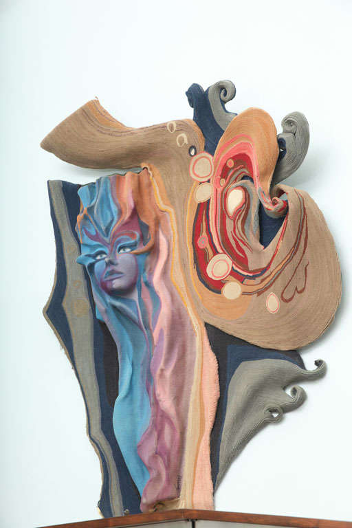 Tapestry Sculpture Tapestry Sculpture Image 8