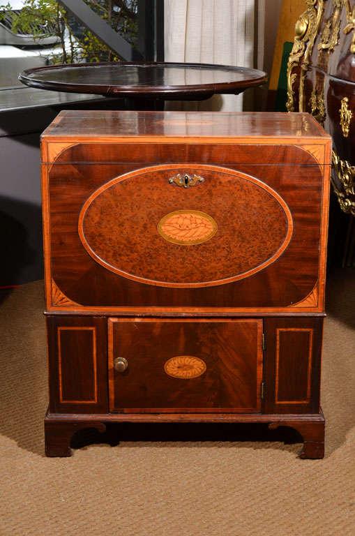 19th Century Mahogany Liquor Cabinet image 3