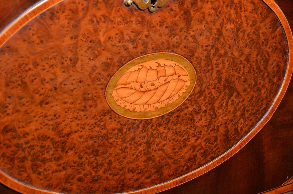 19th Century Mahogany Liquor Cabinet image 6