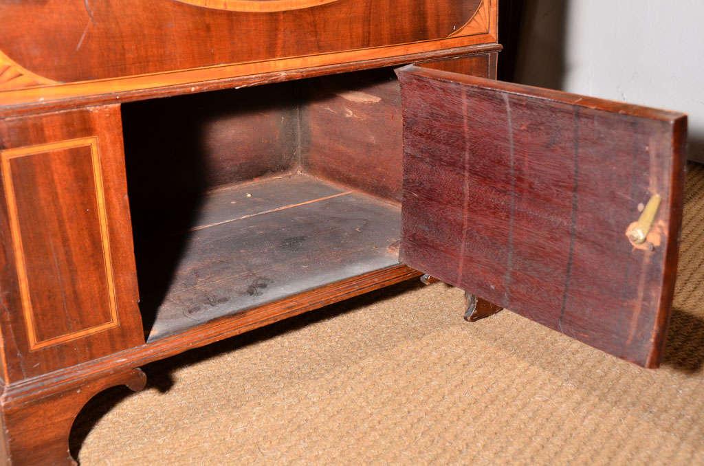 19th Century Mahogany Liquor Cabinet image 7