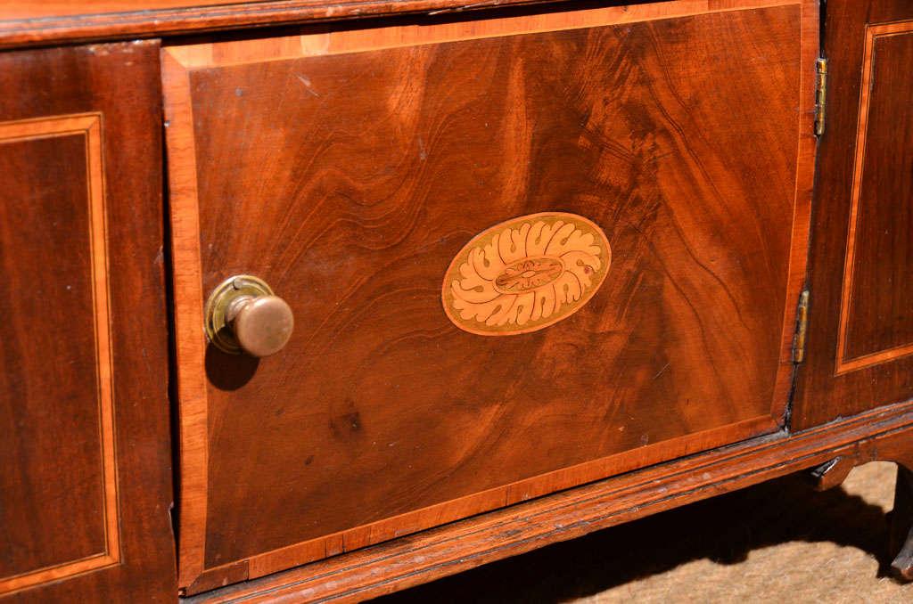19th Century Mahogany Liquor Cabinet image 8