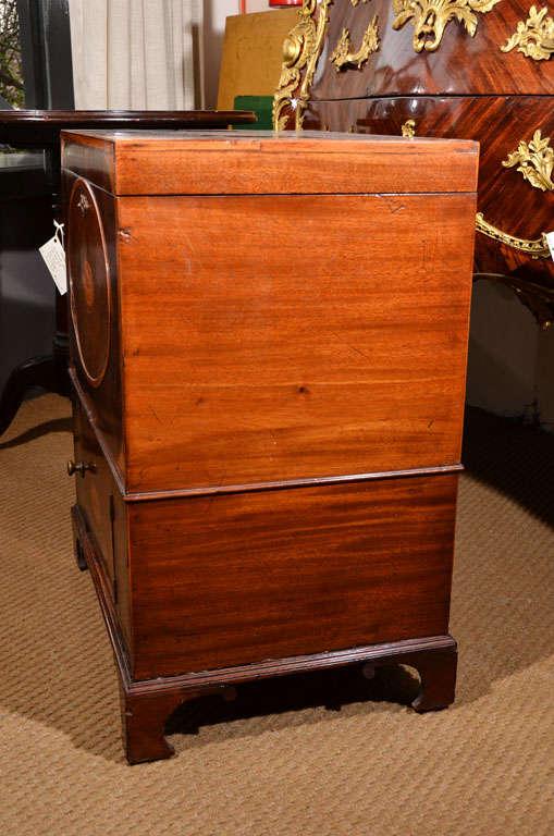 19th Century Mahogany Liquor Cabinet image 10