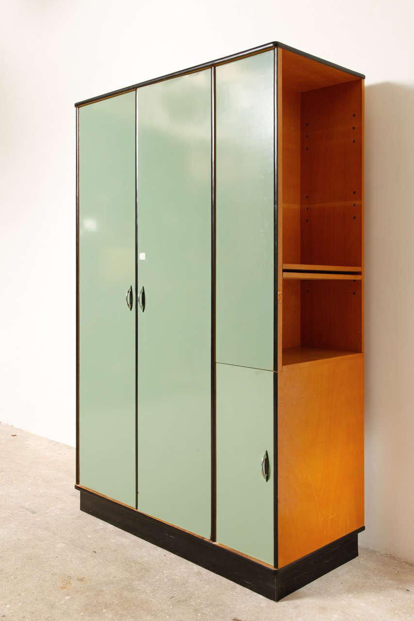 Wooden Den Cabinets ~ Industrial s cabinet designed by jos de mey for van
