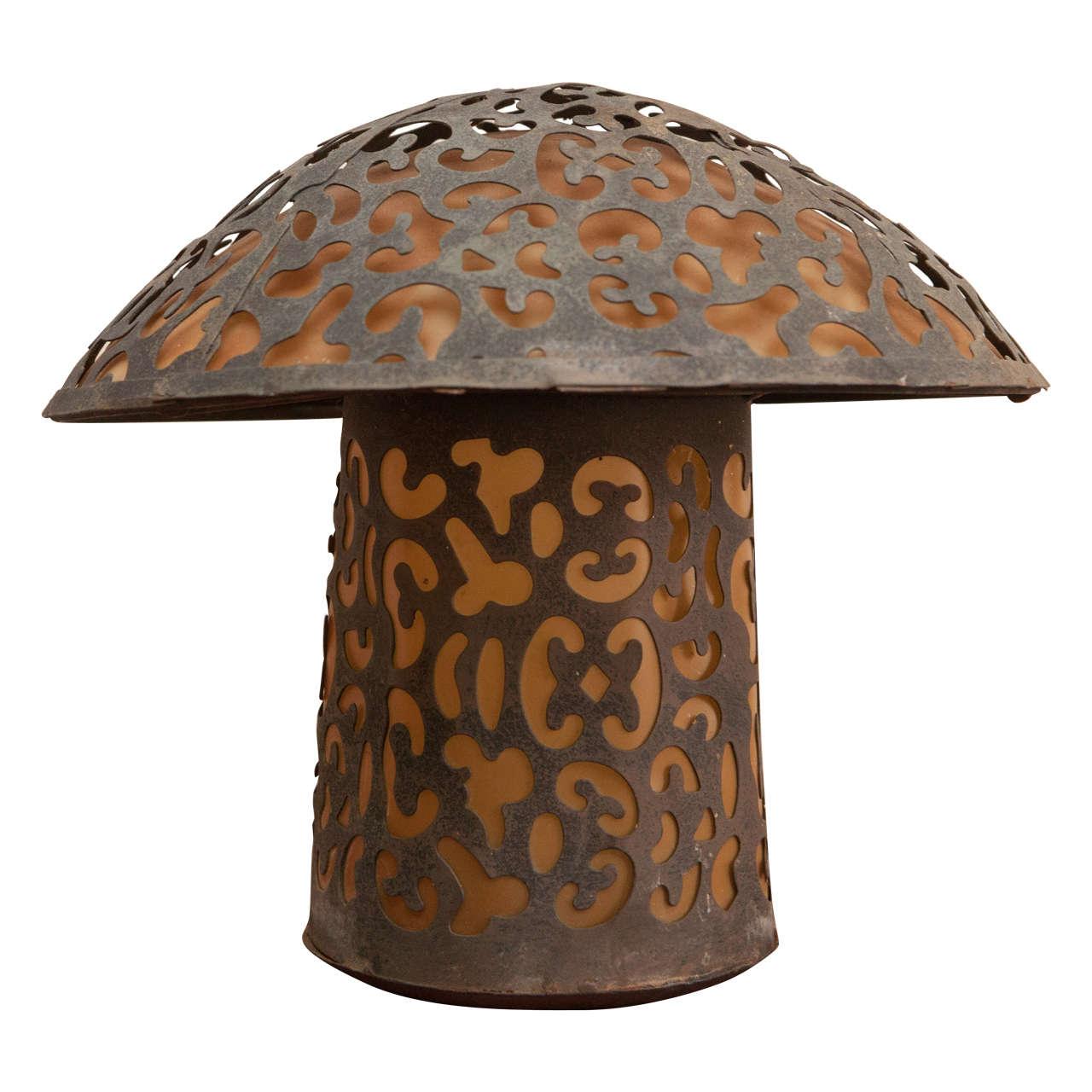 Antique Japanese Lantern Table Lamp At 1stdibs