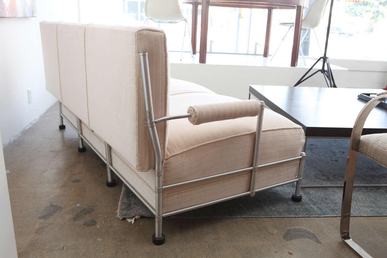 Mcarthur Fine Furniture And Interior Design ~ Warren mcarthur park avenue sofa for sale at stdibs