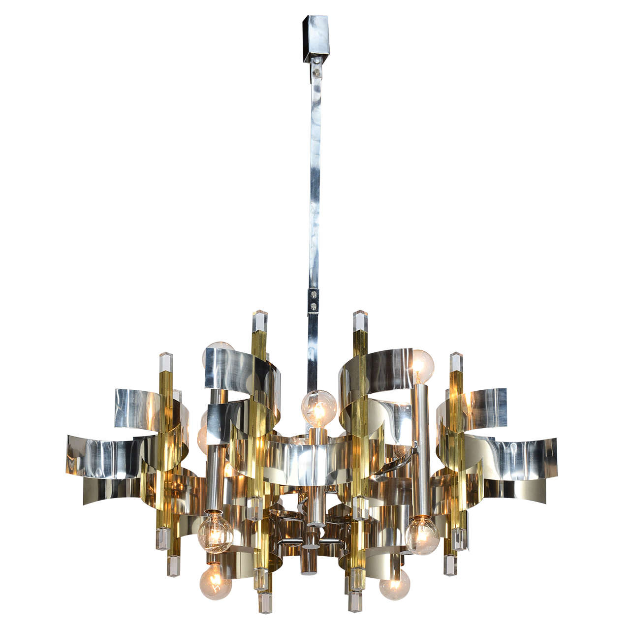 lucite id f century sale x for top furniture spray lights waterfall at mid with pendant chandeliers lighting chandelier