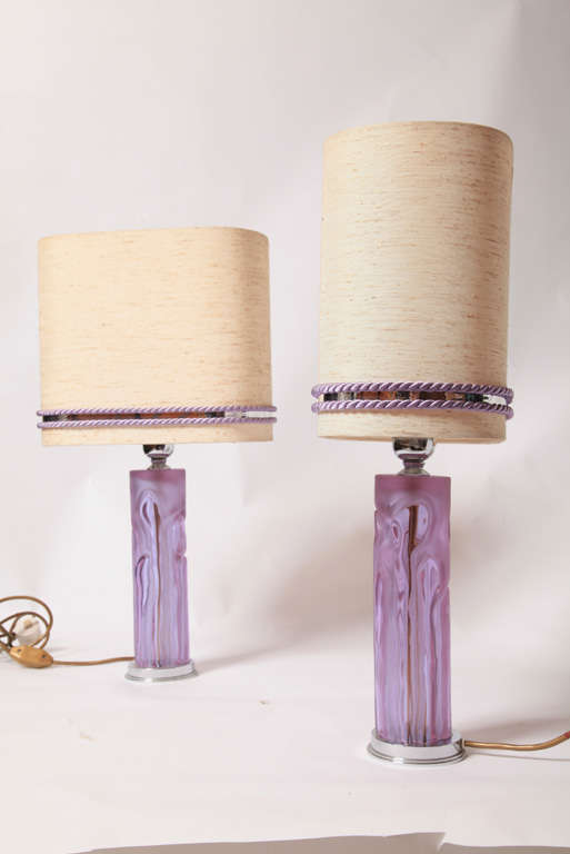A Pair Of Table Lamps 2