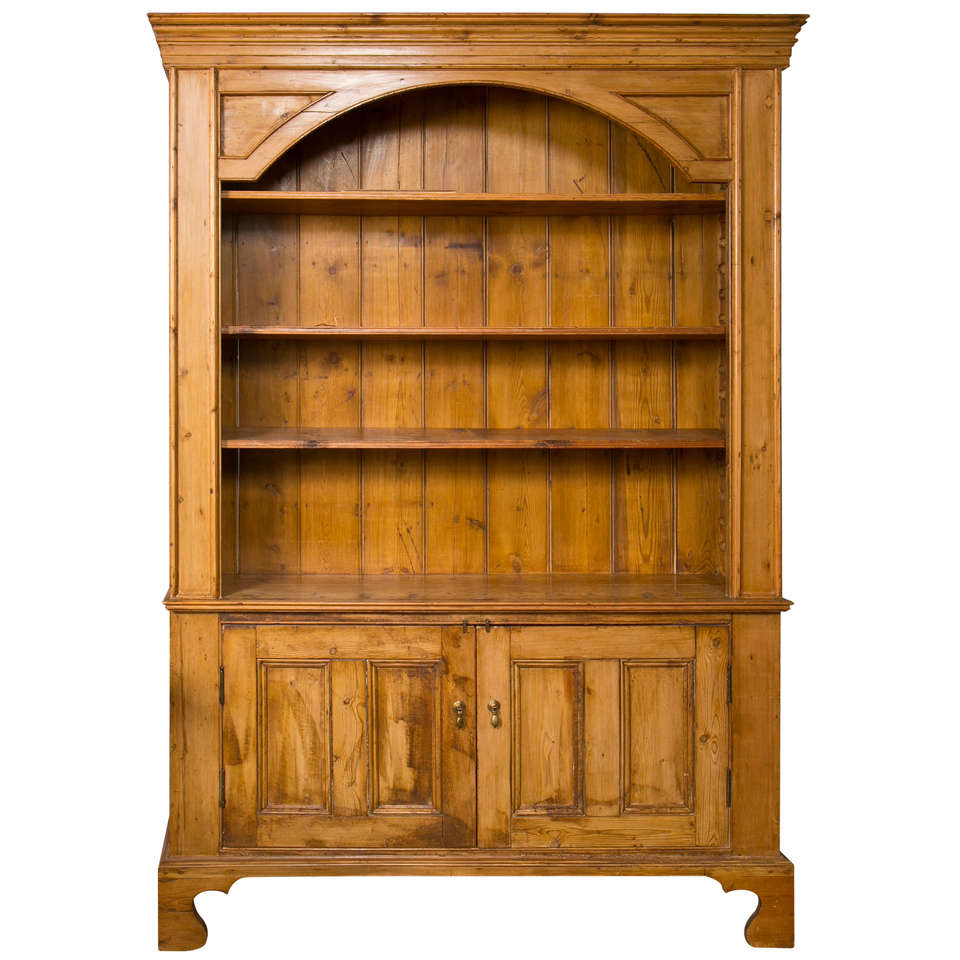 English Pine Hutch at 1stdibs