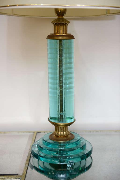 Pair of Art Deco Lamps 3