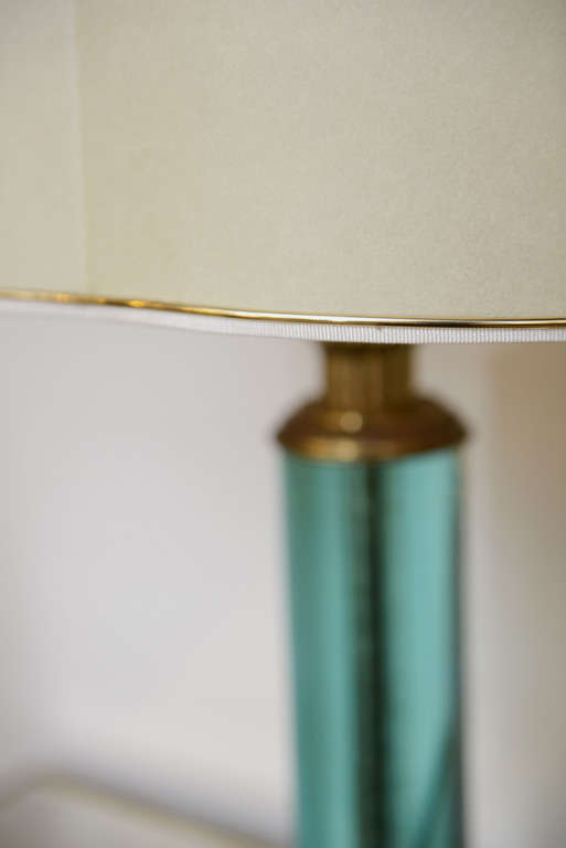 Pair of Art Deco Lamps 4