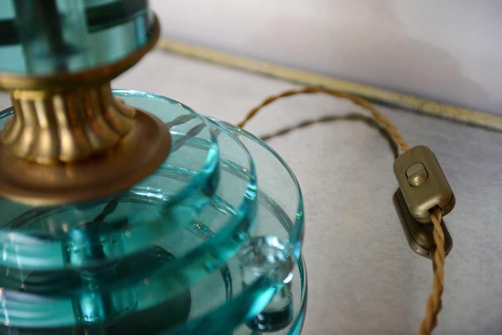 Pair of Art Deco Lamps 9