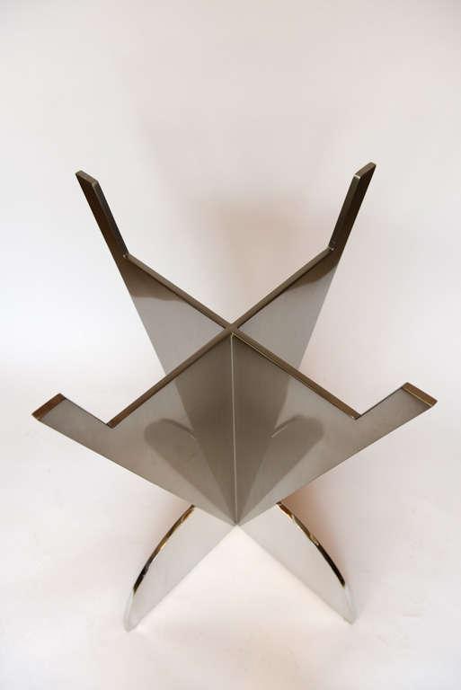 American Brueton Arrowhead Table Base By Stanley Jay Friedman For Sale