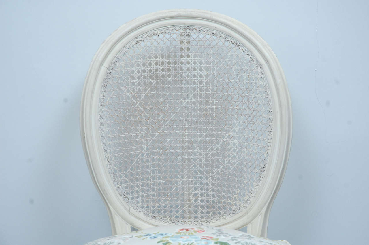 William Haines Boudoir Chair From The Rutherford Estate In