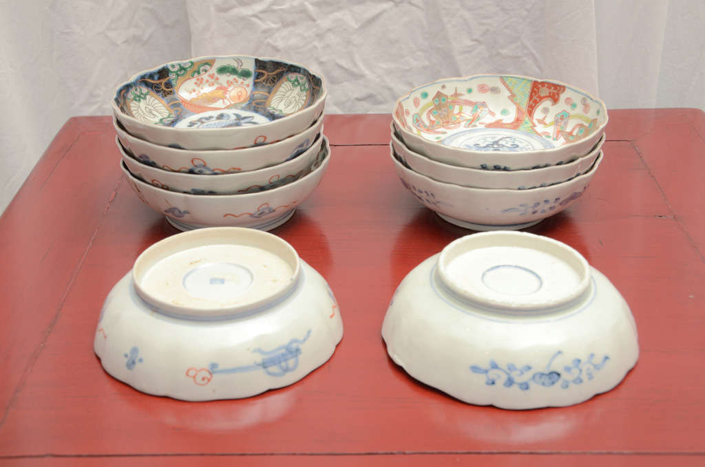 Imari Bowls 2