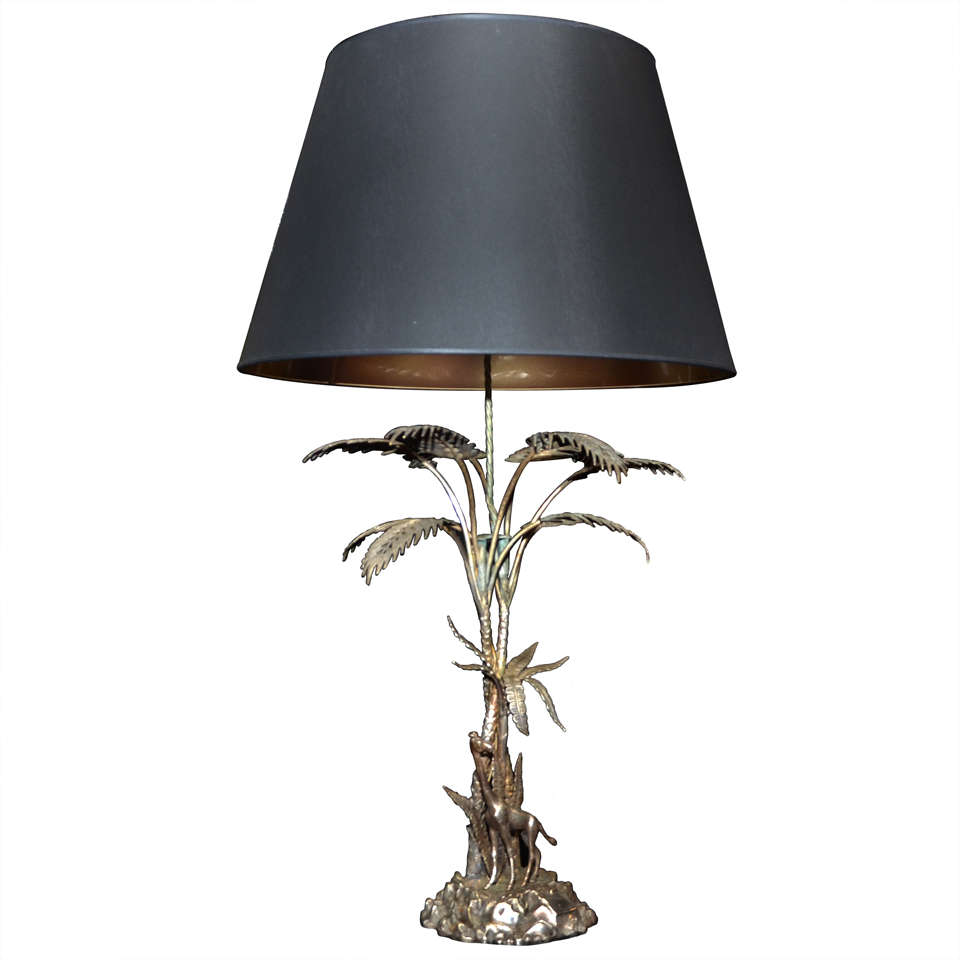 1950 1960 Giraffe Lamp At 1stdibs