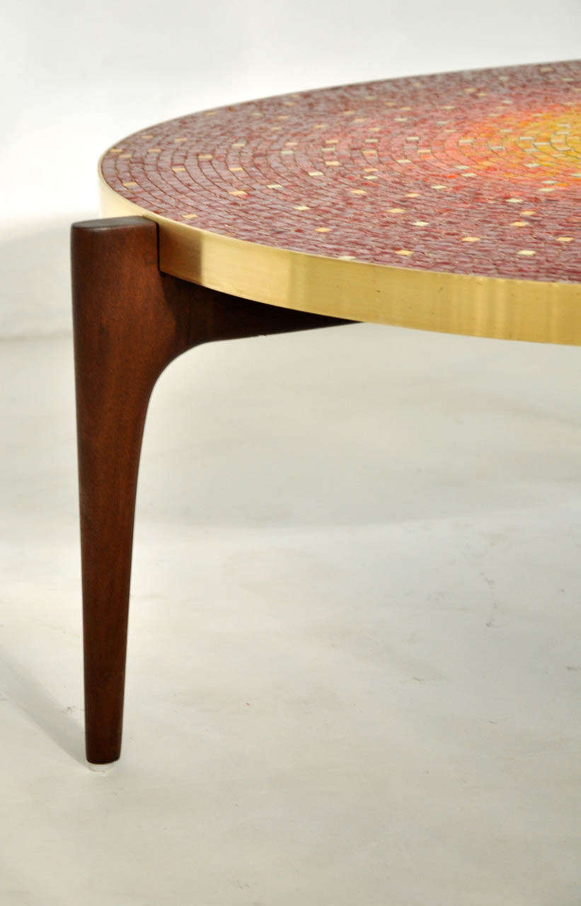 Vladimir Kagan Mosaic Coffee Table Image 6