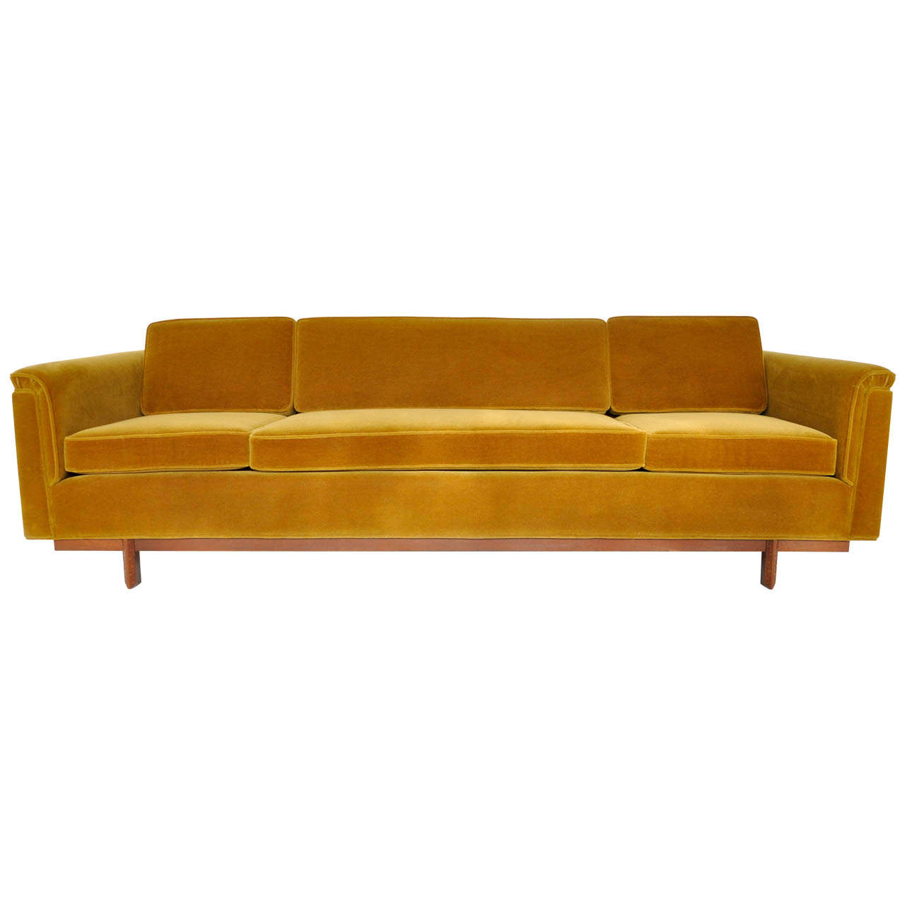 Frank Lloyd Wright Sofa At 1stdibs