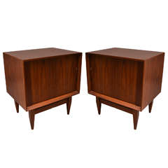 pair of night stands by Falster
