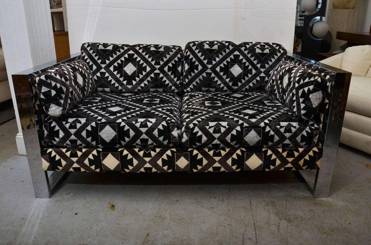 Milo Baughman Sofa For Thayer Coggin 7