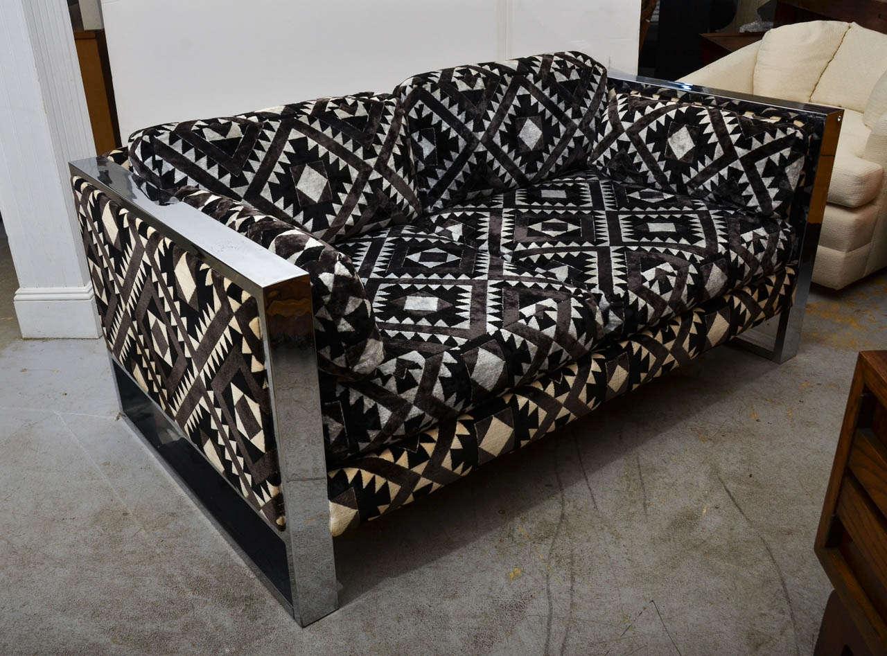 Milo Baughman Sofa For Thayer Coggin 2