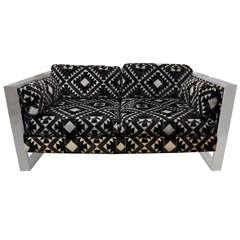 Milo Baughman Sofa For Thayer Coggin