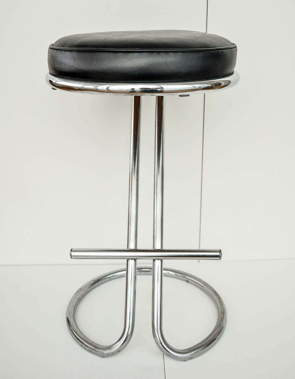 1930s Gilbert Rohde Art Deco Quot Z Quot Stool At 1stdibs