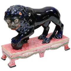 Staffordshire Blue Lion