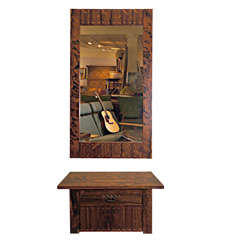 Mirror and Console