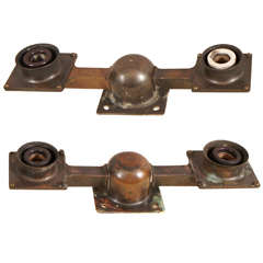 Bronze Flush Mount Fixtures