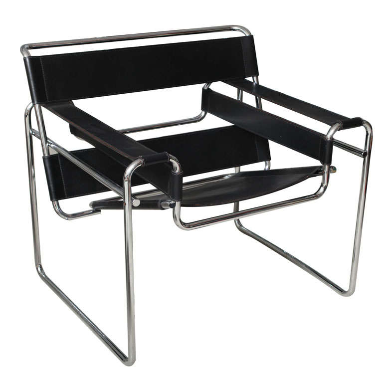 Machine Age Knoll Marcel Breuer Wassily Chair at 1stdibs