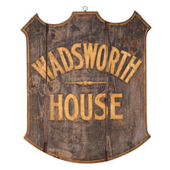 Wadsworth House  Sign