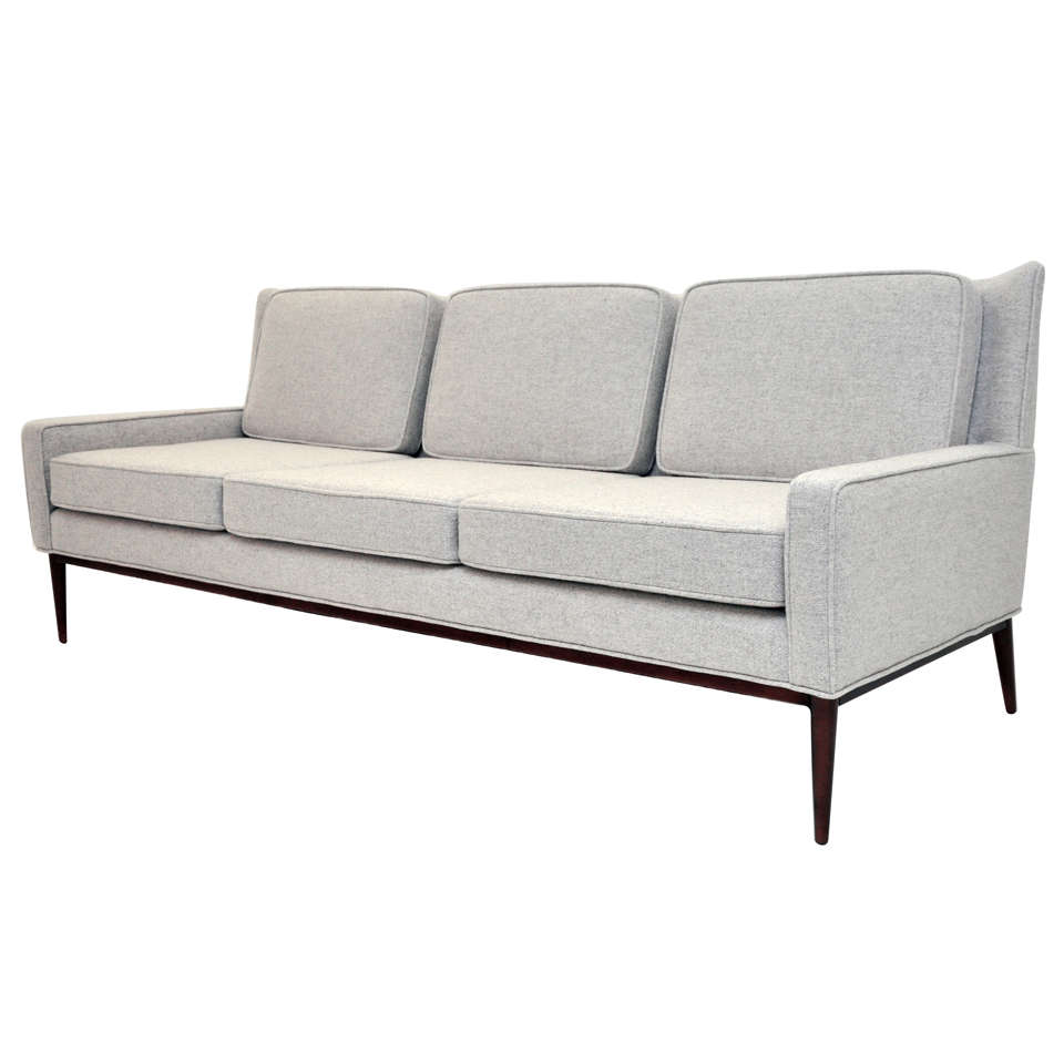 Paul McCobb sofa for Directional at 1stdibs