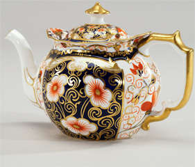 Royal Crown Derby Imari Tete a Tete on Matching Tray thumbnail 5