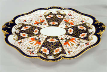 Royal Crown Derby Imari Tete a Tete on Matching Tray thumbnail 8