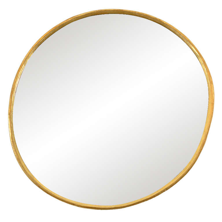 Forme libre mirror by hubert le gall for sale at 1stdibs for Forme miroir