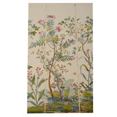 10 Rolls of Zuber Wallpaper by Ehmann/Zipelius