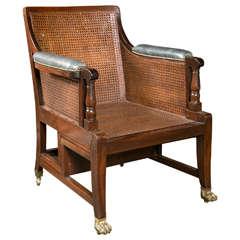 Metamorphic Library Chair