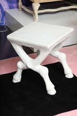 John Dickinson Plaster Table image 6