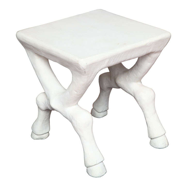 John Dickinson Plaster Table 1