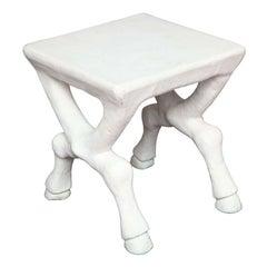John Dickinson Plaster Table