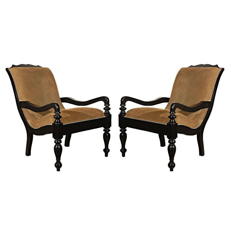 Plantation armchair 1