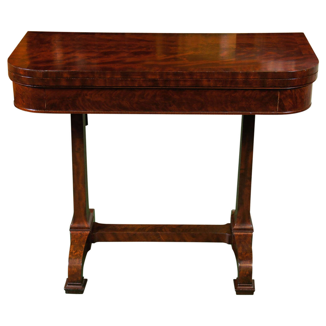 Details about 48 inch round formal duncan phyfe rosewood dining table - Period New York Mahogany Card Table By Duncan Phyfe At 1stdibs Center Table Drum Or Dining With Drawers 48 Inch Round Formal Duncan Phyfe Rosewood