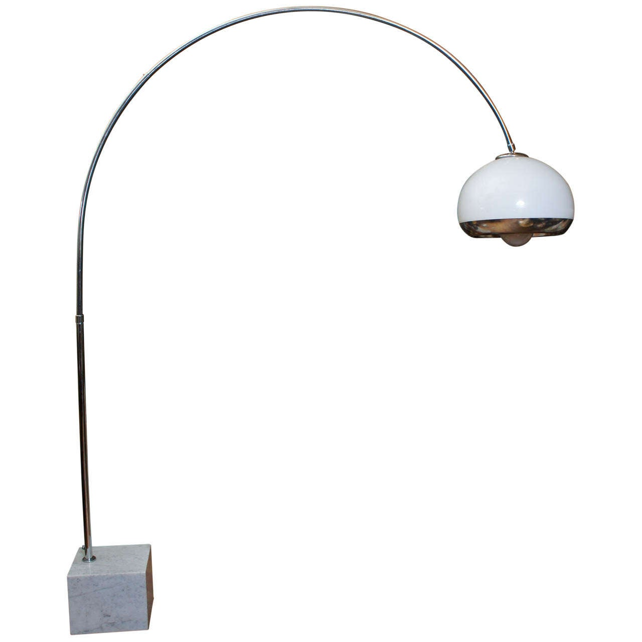 Harvey Guzzini Arc Floor Lamp at 1stdibs