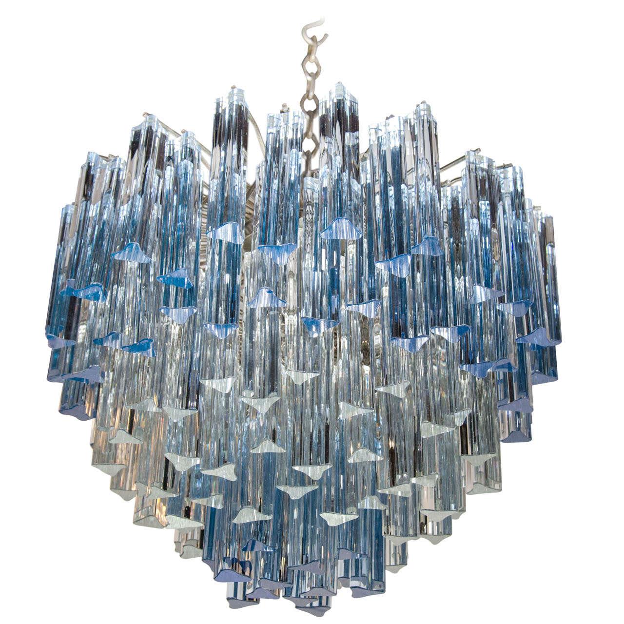 Clear crystal chandelier prisms chandelier designs blue chandelier crystals designs mozeypictures Gallery
