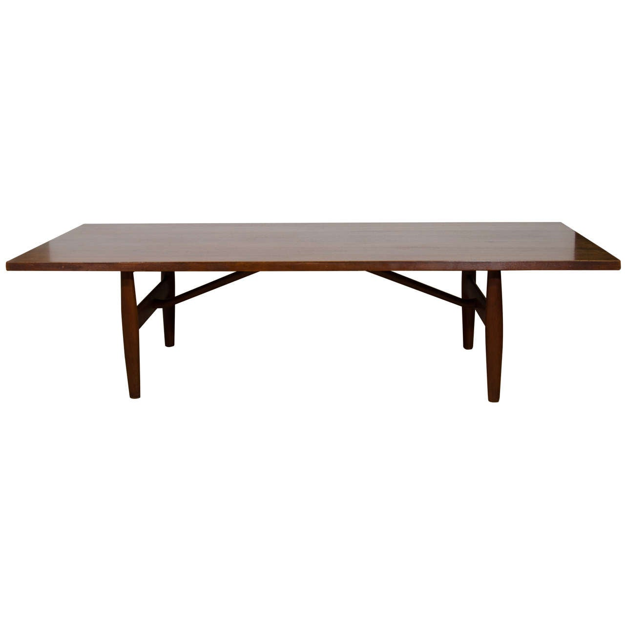 A Scandinavian Modern Coffee Or Cocktail Table By Sika Horsnaes For Sale At 1stdibs