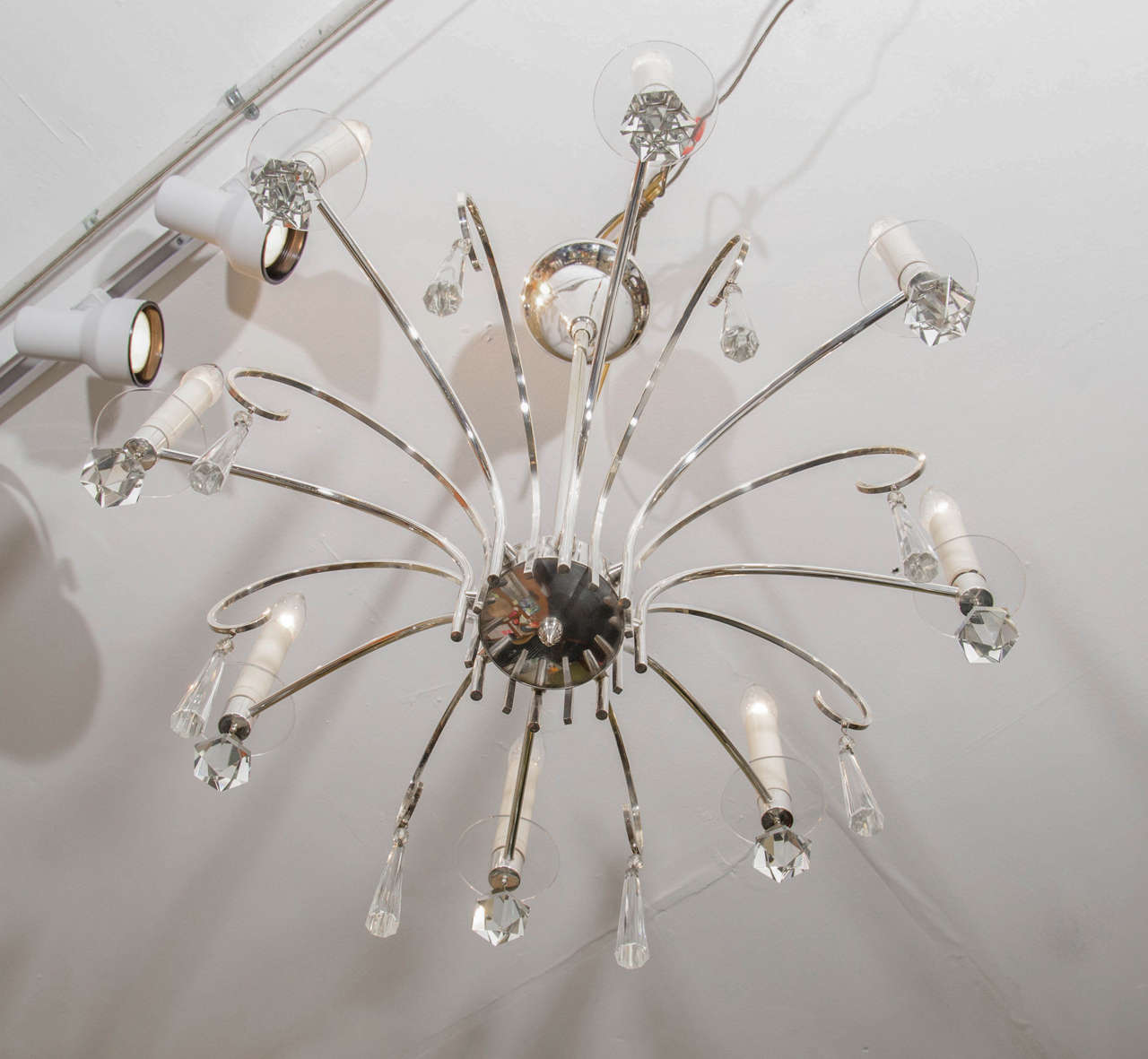 Elegant Swedish Chandelier For Sale At 1stdibs