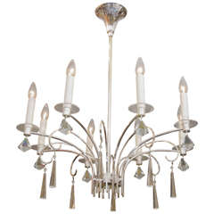 Elegant Swedish Chandelier