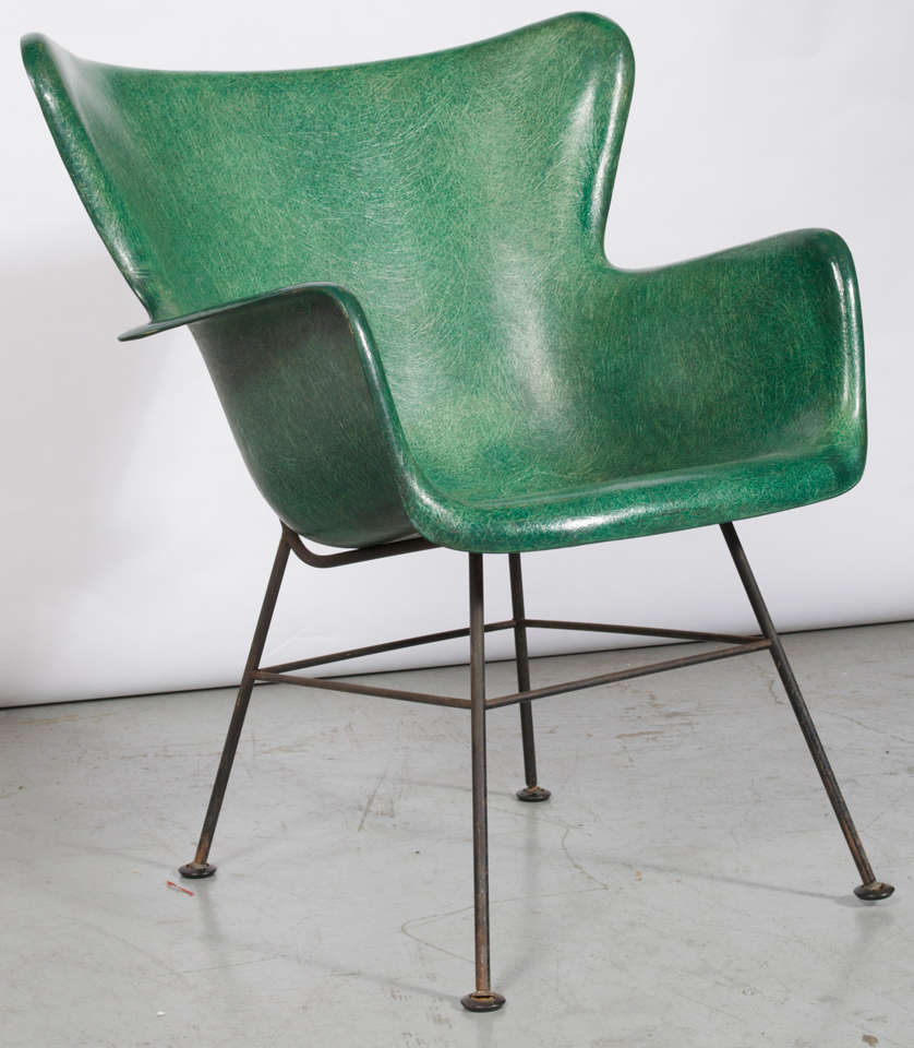 Luther Conover Pair of Arm Chairs at 1stdibs