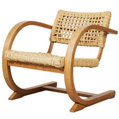 Bas van Pelt - Rope Slung Armchair